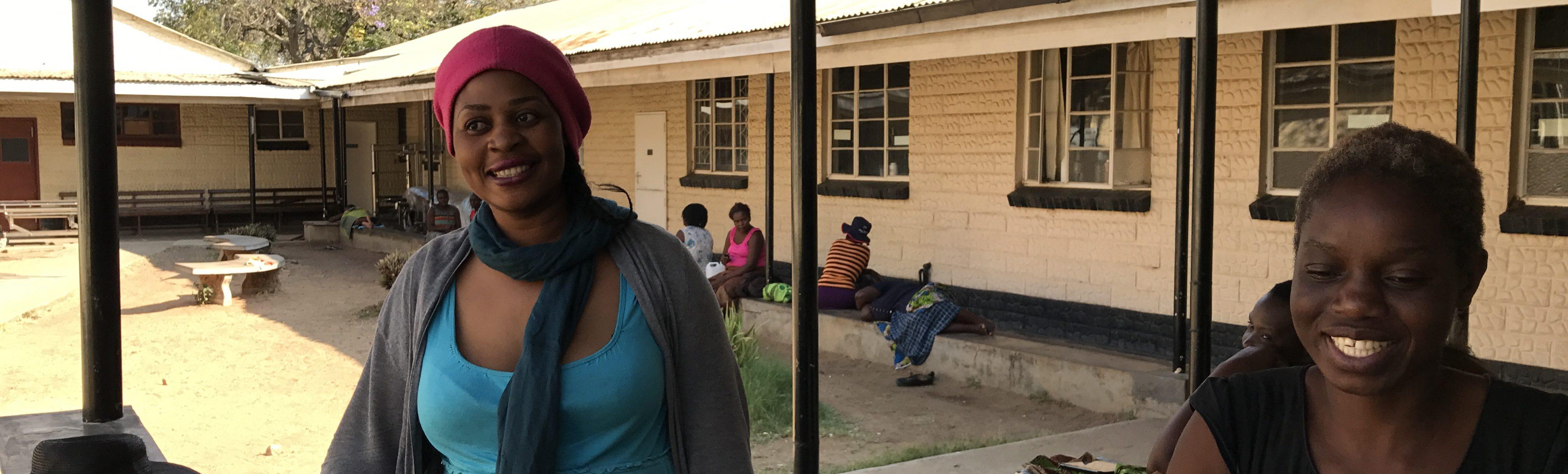 Frauen bei Karanda Mission